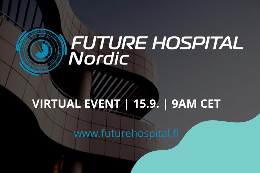 Medixine is participating Future Hospital Nordic