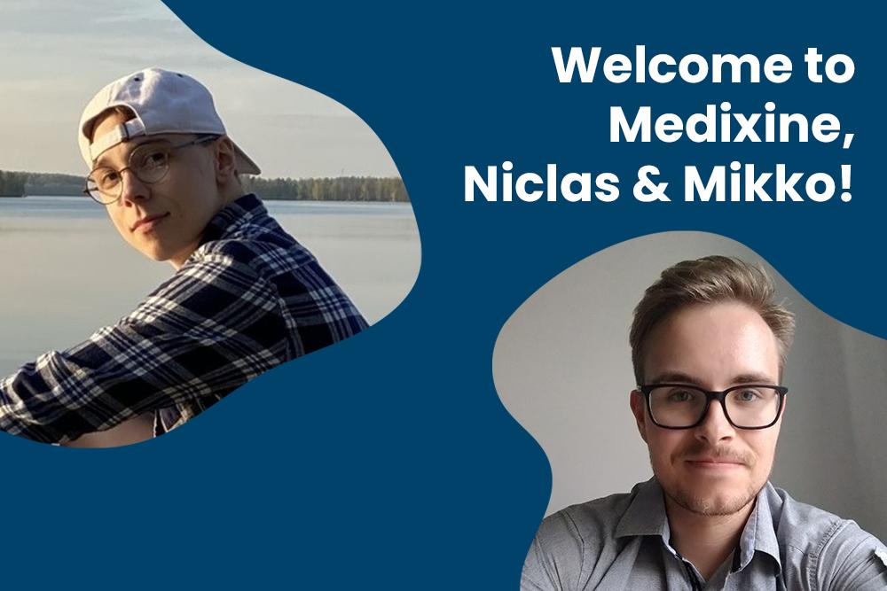 Niclas Ekman and Mikko Toitturi